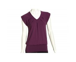 Curare Wide Shirt purple