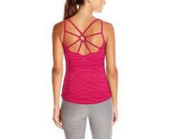 Prana Dreaming Top Cosmo Pink Broken