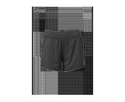 Air shorts schwarz