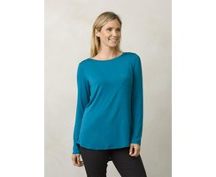 Prana Foundation Tunic Riverrockblue