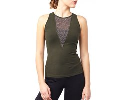 Mandala Lace Top rainforrest