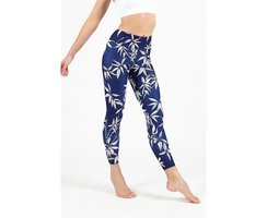 Dharma Bums Bamboo High Waist Leggings, 7/8