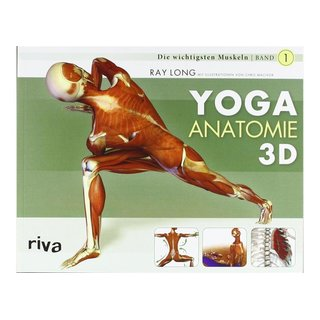 Yogaanatomie 3 D Band 1, Long