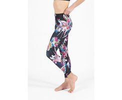 Dharma Bums Neon Kingdom High Waist 7/8 Leggings
